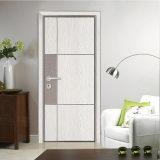 Экономичная конструкция нутряной двери MDF твердого тела (GSP12-005)