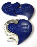 Медаль пожалования для перекрестной страны с логосом лебедя 3D