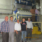 Macchina filippina del sorter di colore del laminatoio del mais dalla Cina