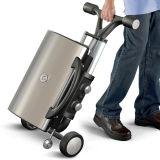 Parrilla portable plegable del Bbq del gas del estilo del equipaje