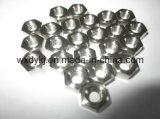 Noix inoxidable/noix/vis à faible teneur en carbone et noix /Nut et noix de vis/soudure/noix de dispositif de fixation/noix de matériel/noix Hex pour la vente en gros