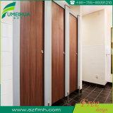 Dimensions modernes décoratives imperméables à l'eau de compartiment de toilette avec des accessoires