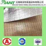 Papel termal reflexivo y de la soldadura de aluminio