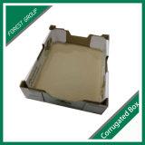 Precio de fábrica de la orden de encargo del rectángulo 5-Layers del cartón de la fruta del rectángulo del aguacate