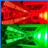 Luz da arruela da PARIDADE 24PCS*10W da iluminação DMX 512 do estágio do diodo emissor de luz