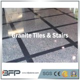 Material de construcción del granito, azulejo del granito y tapa negros absolutos de la vanidad del granito