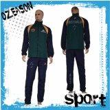Tute sportive della squadra degli uomini personalizzati ultimo disegno con il marchio di Embroiery (TJ016)