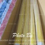 100%年のポリエステル織物のボルトで固定する布