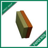 Boîte-cadeau ordinaire de carton de couleur (FP8039142)