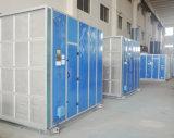 Dispositivo de aquecimento modular industrial para a oficina da fabricação de papel