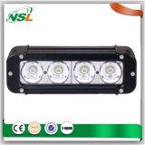 Indicatore luminoso di inondazione esterno chiaro poco costoso delle barre 40W LED della barra chiara LED dei Crees 7.8inch LED della barra chiara LED del LED