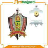 Förderung-Metallabzeichen mit Pin