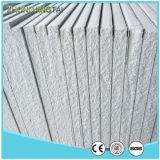 Tarjeta de emparedado de la espuma de la PU de la construcción del color incombustible rápido de la casa/el panel de acero
