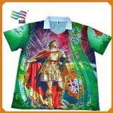 Guangzhou kleidet Polo-T-Shirt der Männer mit kundenspezifischem Firmenzeichen