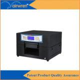 Machine van de Druk van de Grootte van de UV LEIDENE Printer van de Printer de Kleine UVA4 UV voor Leer