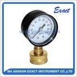 正確に測機械圧力計をテストするBourdon管水