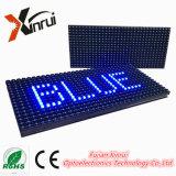 Exterior P10 Módulo LED de un solo color Pantalla de visualización Publicidad Texto Tablero