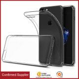 Мягкое iPhone 7 аргументы за крышки сотового телефона TPU