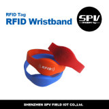 Wristband Hf браслета силикона RFID пассивный водоустойчивый