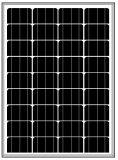 12Vシステムのための18V 110W 115Wのモノラル太陽電池パネル(2017年)