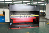 Máquina de corte hidráulica da máquina para a placa de aço