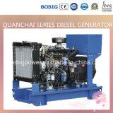 Quanchai Engineが動力を与える24kw無声ディーゼル発電機