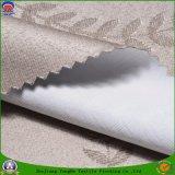 ポリエステルカーテンファブリック防水炎-抑制停電のカーテンファブリック