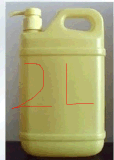 1L 5L 밀어남 HDPE 병 중공 성형 기계