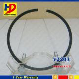 V2203 V2403 para o anel de pistão ajustado do motor de Kubota (1G868-21112)