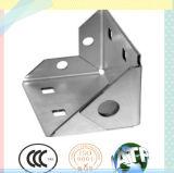 L'OEM conçoivent estamper en fonction du client des parties avec l'aluminium inoxidable galvanisé en métal