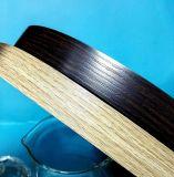 Table de partition de bureau de bande de bordure foncée de PVC