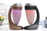 2016 un altoparlante chiaro di vendita caldo di 7 colori LED Bluetooth