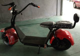 """Um frame contínuo brandnew da parte com o """"trotinette"""" grande elétrico de Harley da bateria de Li da potência do freio de disco 12A"""
