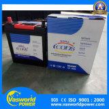 Батарея батареи автомобиля 12V JIS стандартная безуходная 120ah N120mf