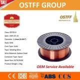 0.045 '' 33 Lbs провода заварки Er70s-6 MIG СО2 катышкы пакета D300 пластичного