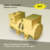 5kw 50-400Hzの電気電動発電機(回転式頻度コンバーター)