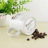 Pas Kop van de Mok van de Koffie van het Porselein van het Embleem DIY de Beknopte Ceramische aan