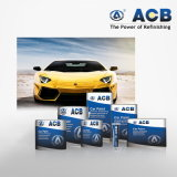 Auto-Karosserien-Arbeits-Automobilende 1k Basecoat