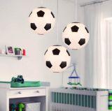 Moderner kreativer Form-Kaffee-Stab-Ausgangsbasketball-Pendent Lampe