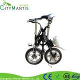 Bici elettrica dell'azionamento della batteria litio/della bici 16 pollici