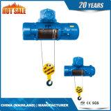 Élévateur électrique 0.5t-20t de câble métallique