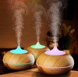 Aroma de vapor frío esencial difusor de aceites con 7 que cambia de color
