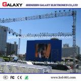 Video schermo di visualizzazione pieno locativo esterno dell'interno della parete di colore LED P2.976/P3.91/P4.81 per la pubblicità della fase di esposizione di eventi