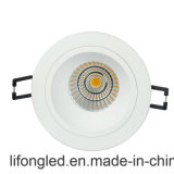 Luces profundas antideslumbrantes de la MAZORCA LED de 2.5inch Downlight 9W Dimmable