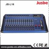 Смешивая смеситель аудиоего пульта MD24/14fx ядровый DJ