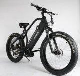 Olá! bicicleta elétrica gorda da neve E da sujeira da potência com 750W 48V/13ah