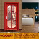 Дверь кухни Glaas нутряной дома деревянная (GSP3-013)