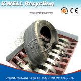 Doble eje de residuos de plástico Jumbo / tejidos Shredder