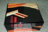 Ехпортировано к Европ и коробке сигары Соединенных Штатов высокосортной деревянной