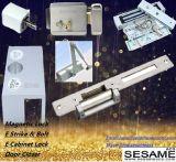 Замок Sm-350 замка двери одиночного контроля допуска сдерживающей сила двери 350kg магнитный электрический